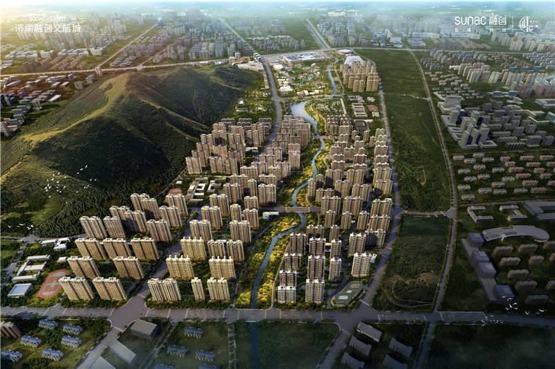 济南融创文旅城
