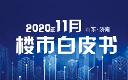 2020年11月份濟南樓市白皮書