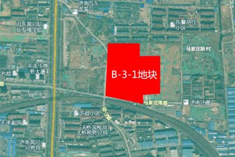 济南绿地新里璞园区域位置图2