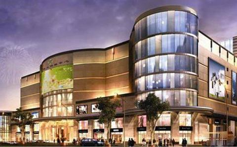 远大购物广场效果图1