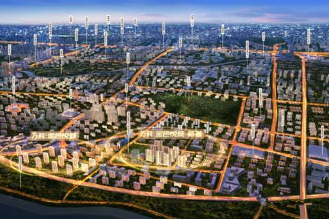 济南天桥万科金色悦城新著区域位置图1