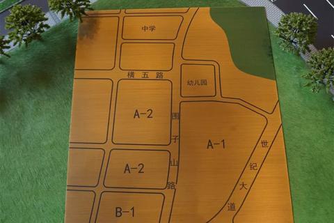济南龙湖景粼原著区位交通图2