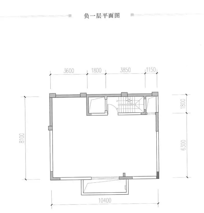 济南龙湖景粼原著户型图3