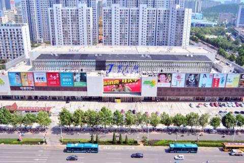 济南高新区丁豪广场