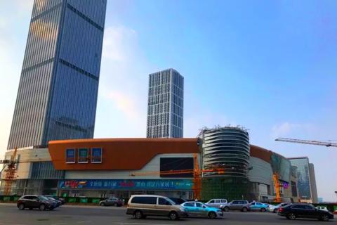 济南市历下区路劲中和广场实景图2
