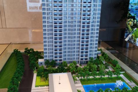 济南市高新区烯谷国际中心项目现场图8