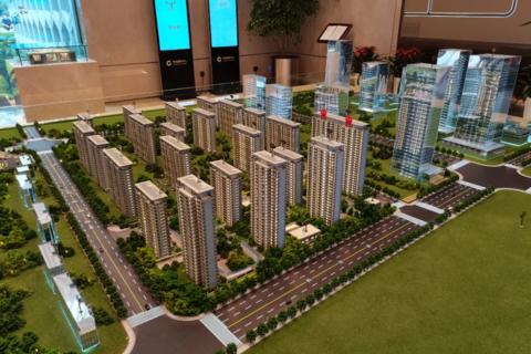 济南市高新区烯谷国际中心项目现场图4