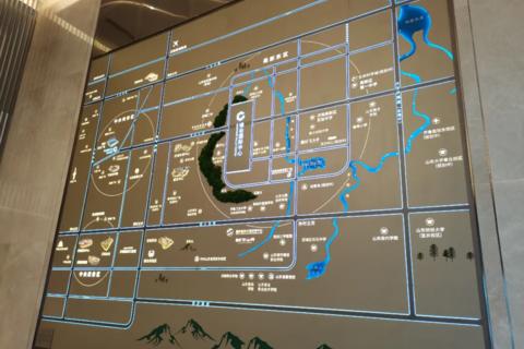 济南市高新区烯谷国际中心项目现场图2