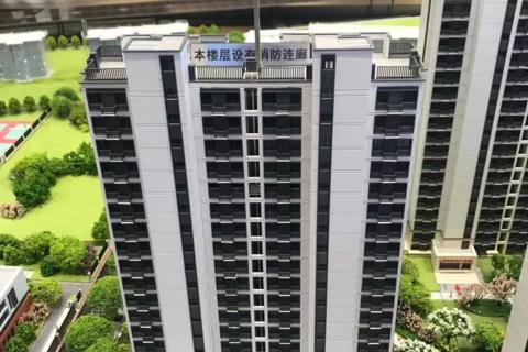 济南天桥区万科繁荣里区域实景图4