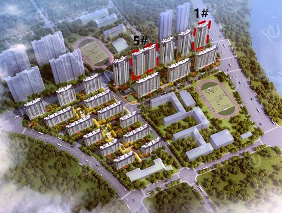 济南市历城区华山中海半山湾畔区位图1