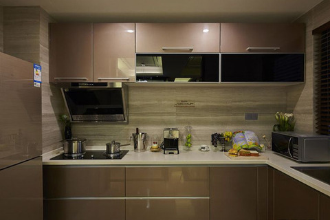 C2#楼91平样板间厨房