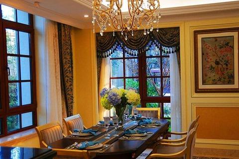 140平米样板间餐厅