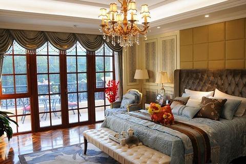 140平米样板间卧室