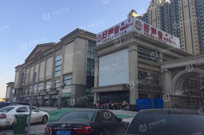 恒大城社区实景图(2017.12