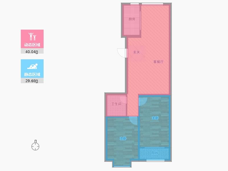 济南和唐悦色户型图117