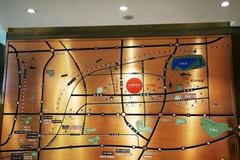 中博品冠雅苑位置区域图