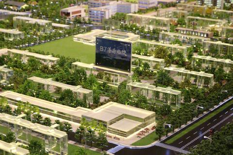 龙誉城现场图1