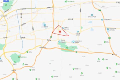 龙誉城位置区域图