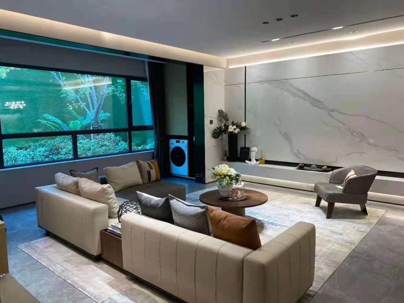 槐荫区高端楼盘,126平舒适三室,和谐广场旁,保利天禧