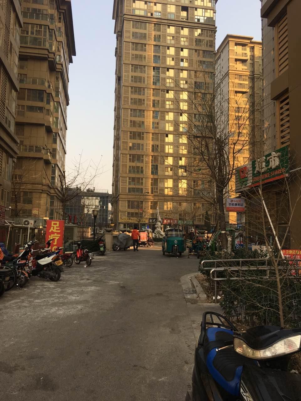 济南万豪国际公寓内景图